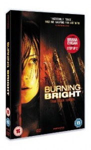 Burning Bright Cover
