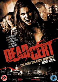 Dead Cert DVD Cover