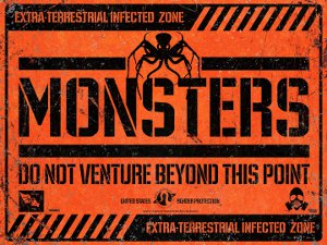 Monsters Teaser Poster