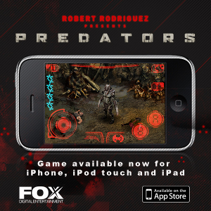 Predators iPod Game