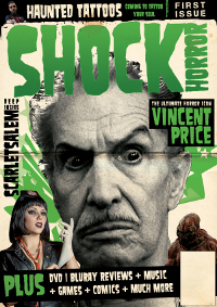 Shock Horror Cover Issue 1