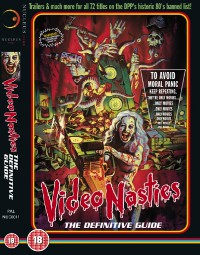 Video Nasties A Definitive Guide Cover