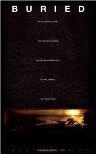 Buried UK Teaser Poster
