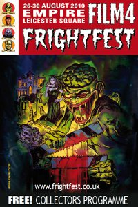 FrightFest 2010 Brochure Cover