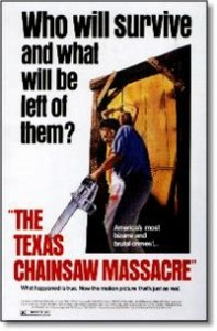 FrightFest The Texas Chain Saw Massacre Poster