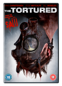 The Torured DVD Cover