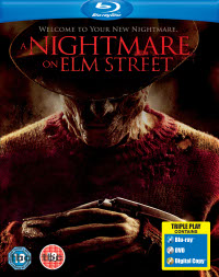 Nightmare On Elm Street Blu ray Pack Shot