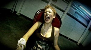 Panic Button Chair Scream