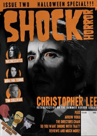 Shock Horror Issue 2