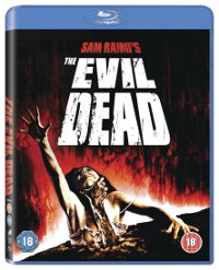 The Evil Dead Blu-ray Cover