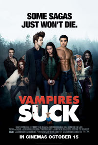 Vampires Suck One Sheet