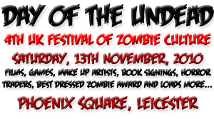 Day of the Undead flyer