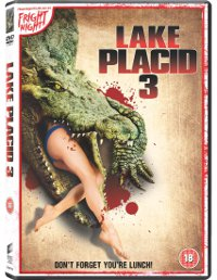 Lake Placid 3 DVD Cover