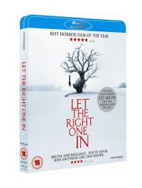 Let The Right One In New Cover