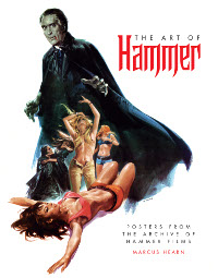 The Art Of Hammer Cover