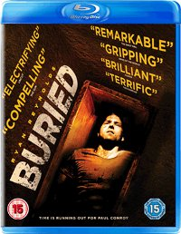Buried Blu ray cover