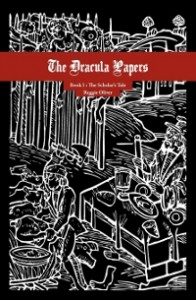 The Dracula Papers 1 Front Cover