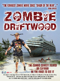 Zombie Driftwood Poster
