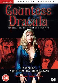 Countess Dracula DVD Cover