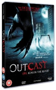 Outcast DVD Cover