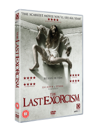The Last Exorcism DVD Pack Shot
