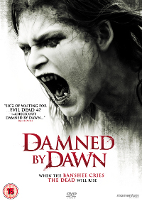Damned By Dawn DVD Cover