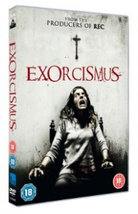 Exorcismus 3D Packshot