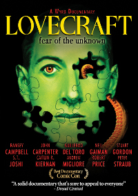 Lovecraft Fear of the Unknown Cover