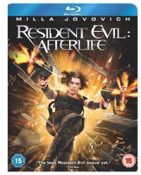 Resident Evil Afterlife Blu Ray Pack Shot