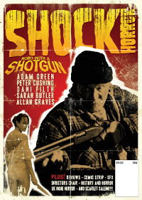 Shock Horror Issue 4