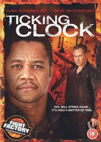 Ticking Clock DVD Cover