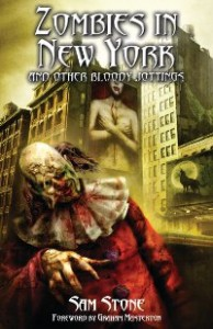 Zombies in New York Cover