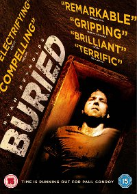 Buried DVD Cover