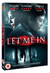 Let Me In DVD