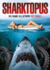 Sharktopus Cover
