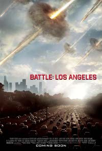 Battle Los Angeles One Sheet