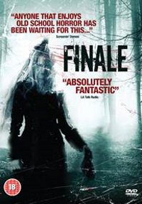 Finale DVD Cover