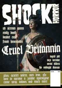 Shock Horror Issue 5
