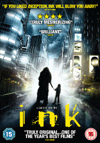 Ink DVD Packshot