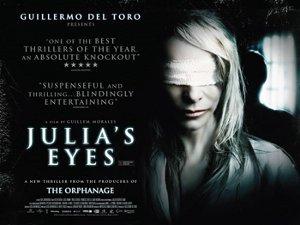 Julias Eyes Poster