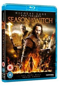 Season Of The Witch DVD Cover