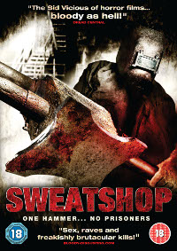 Sweatshop DVD Cover