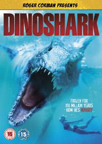 Dinoshark Cover