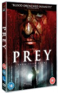 Prey DVD Cover