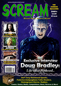 Scream May 2011
