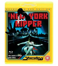 New York Ripper Shameless Cover