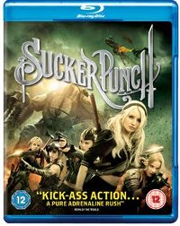Sucker Punch Blu Ray Cover