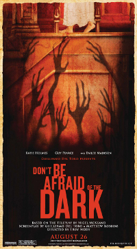 t Be Afraid Of The Dark One sheet