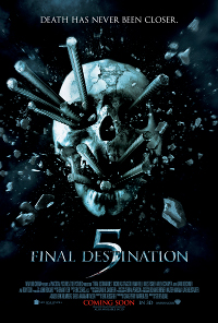 Final Destination 5 New Poster
