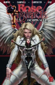 Rose Black Demon Seed Cover